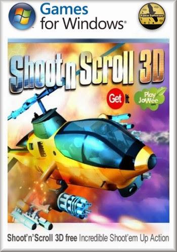 SHOOT N SCROLL PC GAME