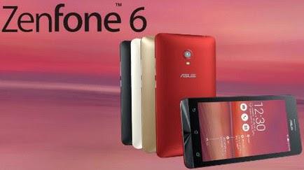 Asus Zenfone 6 Spesifikasi dan harga
