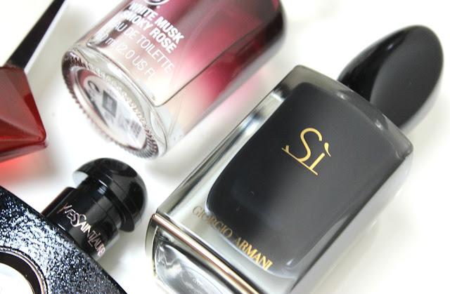 A picture of Giorgio Armani Si Eau de Parfum Intense