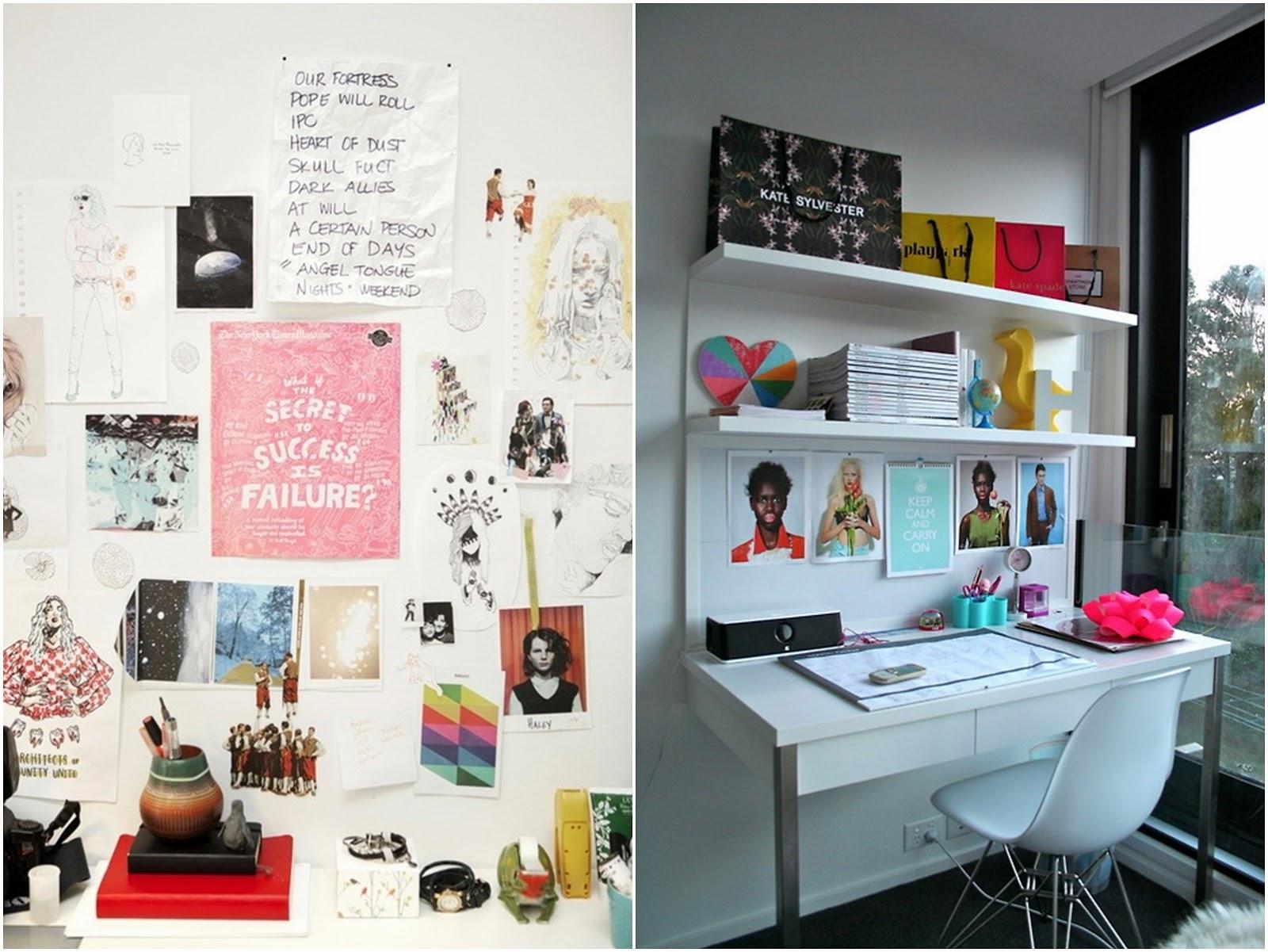 LeFer Blog Fernanda Dallan: Decorando sua Escrivaninha #B11A21 1600x1201