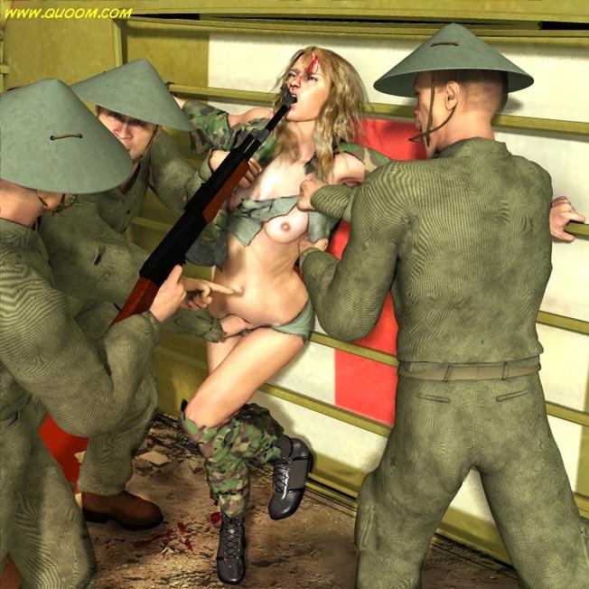 Смотрим Порно На Войне