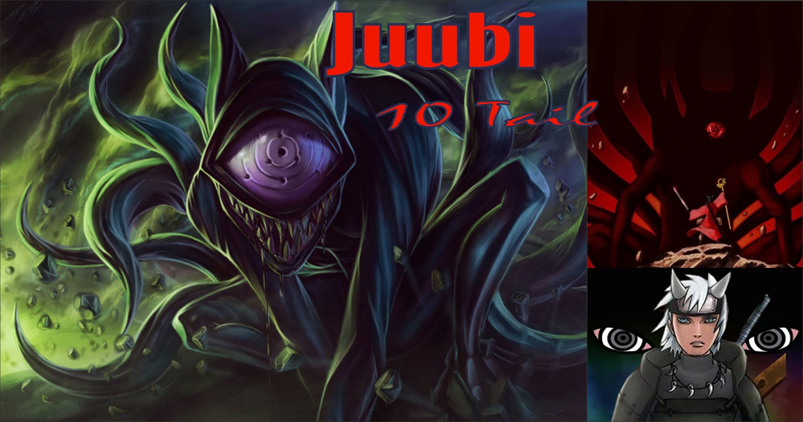 Gambar Naruto Ekor 10