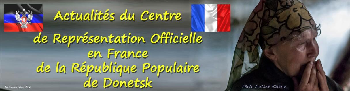 Représentation officielle en France de la République Populaire de Donetsk