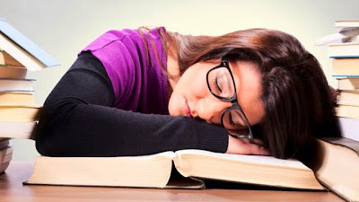 Teen not getting enough sleep