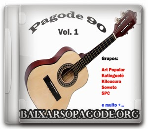 CD Pagode 90 Vol. 1