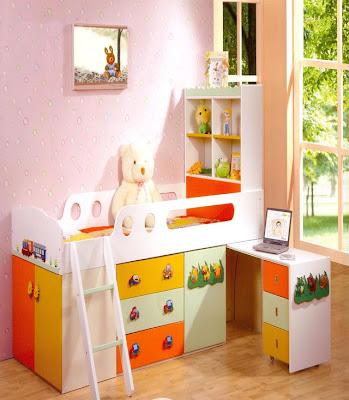 Id e papier peint chambre fille for 4 murs papier peint chambre fille
