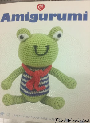 Amigurumi Book cover
