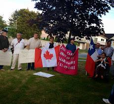 CHILE: Exprisioneros políticos piden solución a sus injusticias y continúan en huelga de hambre