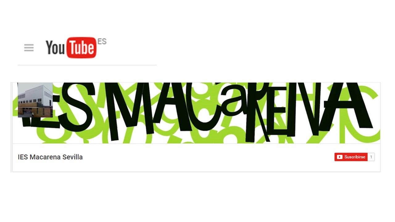 Canal de vídeos del IES Macarena
