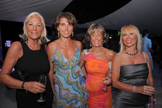 Giustina Dantini, Marcella Lelli, Paola Celombo and Mari Zambelli.