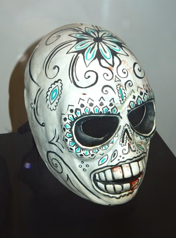 Savages Day of the Dead Ben mask