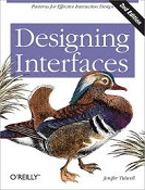 Designing Interfaces front cover