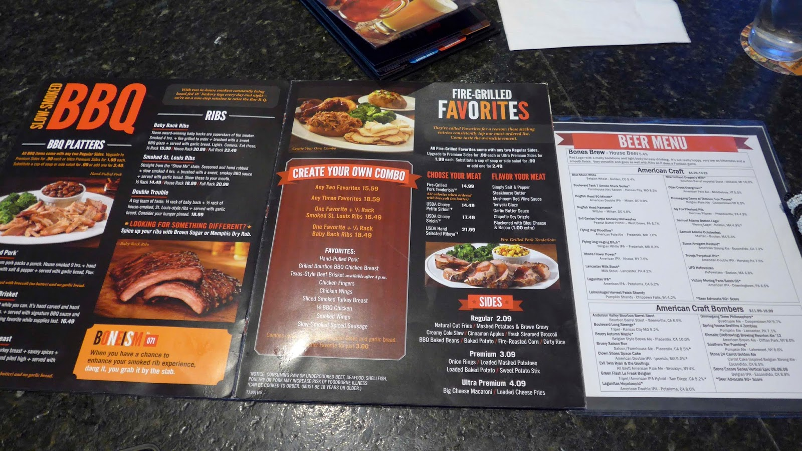 recipe: smokey bones menu [15]