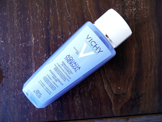 vichy qualia Thermal Boosting Essence Water review