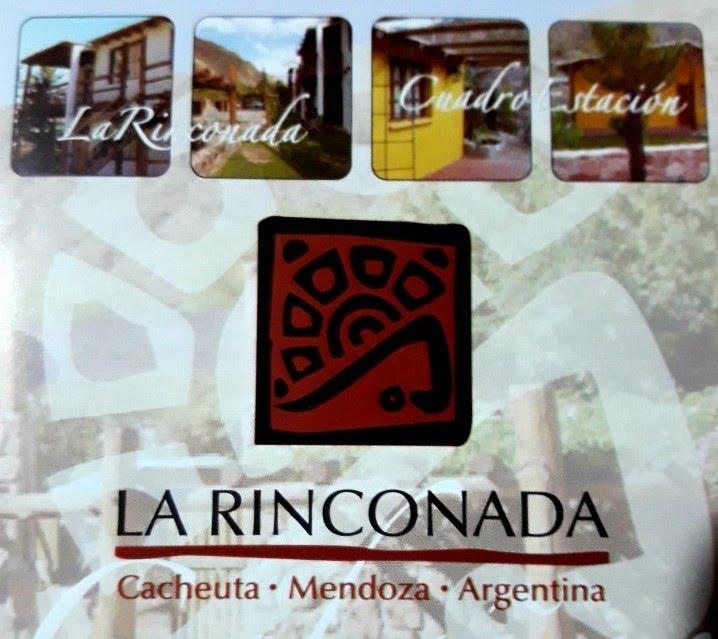 CABAÑAS LA RINCONADA (MENDOZA, CACHEUTA)
