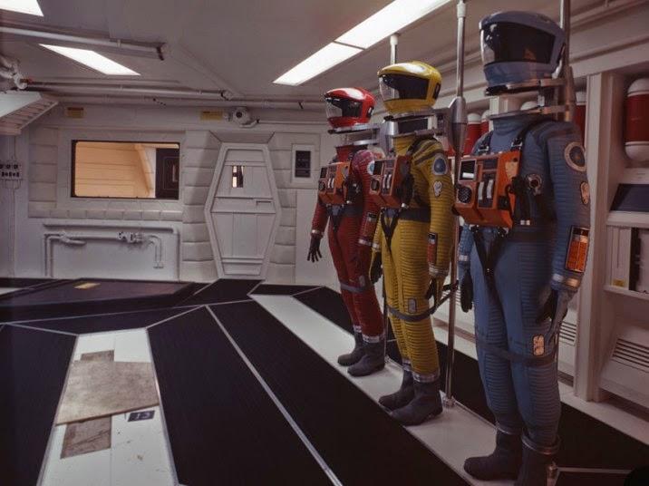 2001 - Una Odisea del Espacio detrás de las cámaras