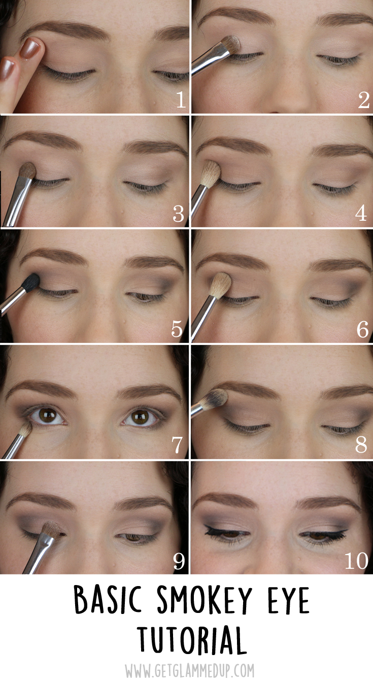 Apply An Eyeshadow Base Or Primer All Over The Lid An Eyeshadow Base Is  Very Important For Keeping Your Eyeshadow From Fading And Creasing  Throughout The