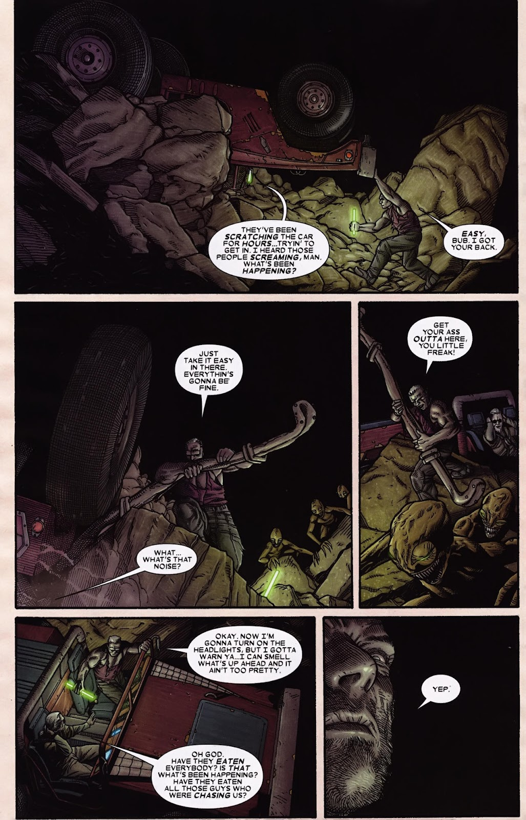 Read online Wolverine (2003) comic -  Issue #69 - 12