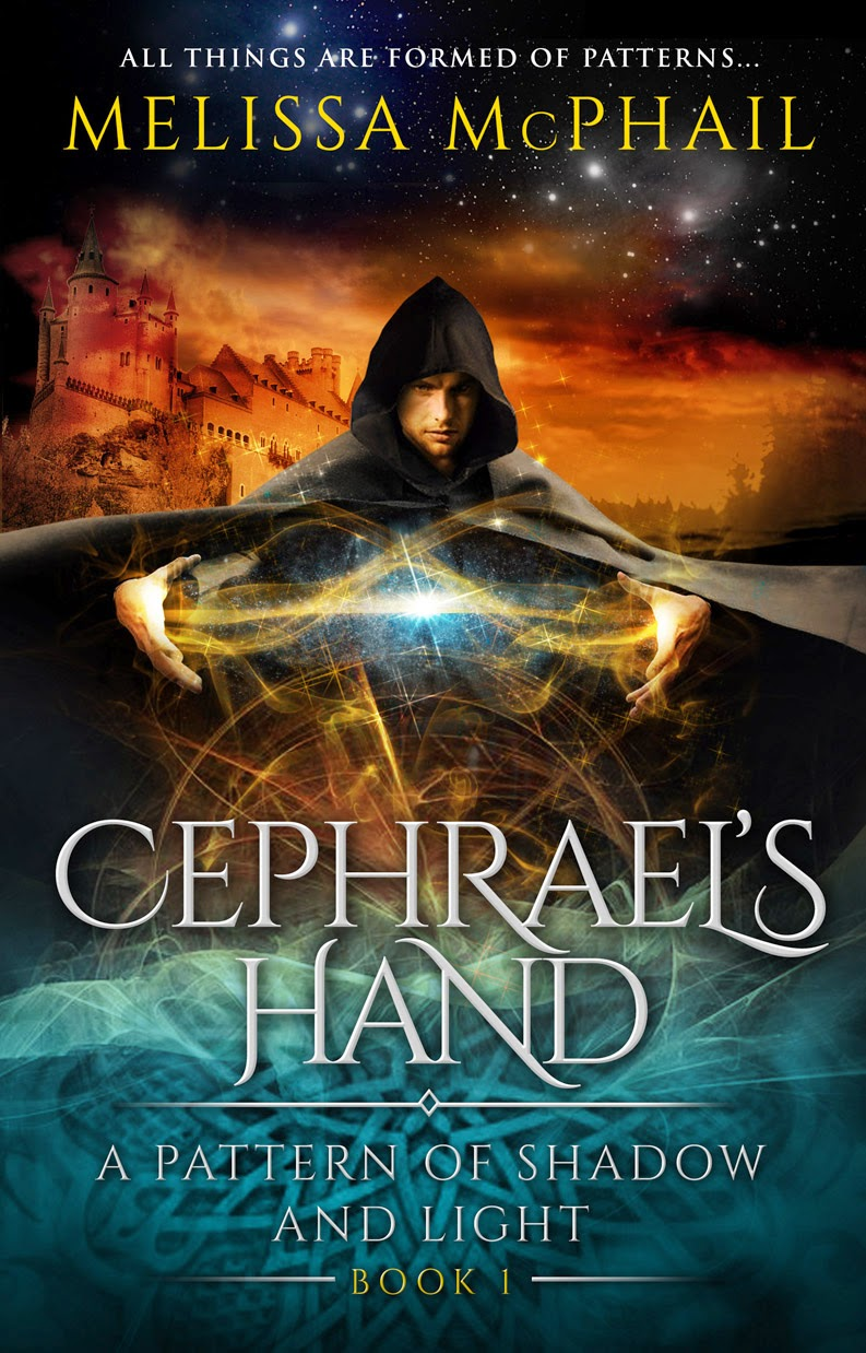 Cephrael's Hand new cover