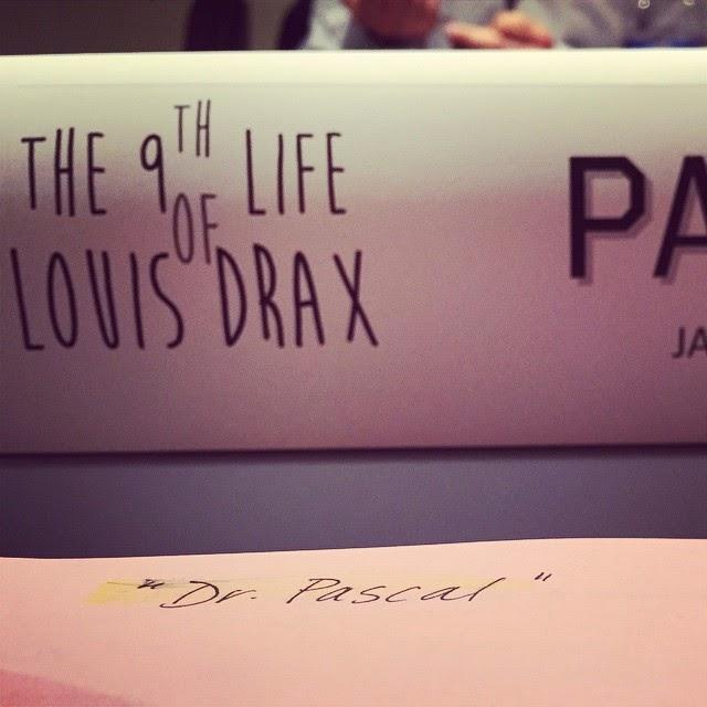 Jamie en Instagram: Dr Pascal