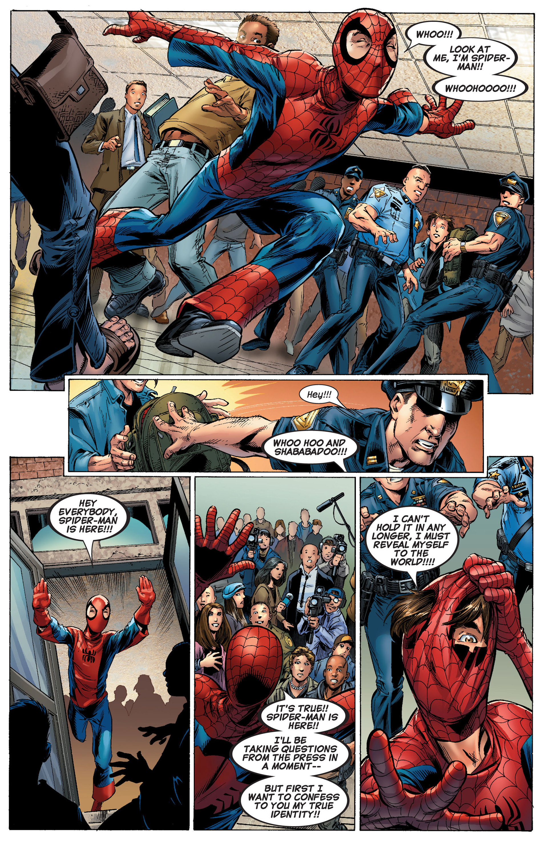 Ultimate Spider-Man (2000) Issue #88 #92 - English 5