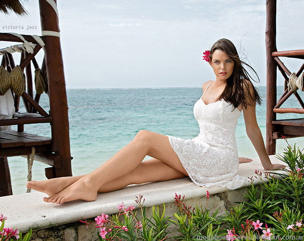 Moda primavera verano 2015, Victoria Jess vestidos de verano, juveniles y femeninos.