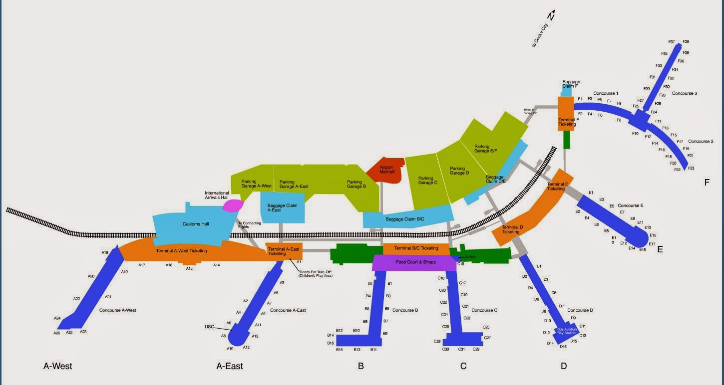 Phl Gate Map  Karmaboxers