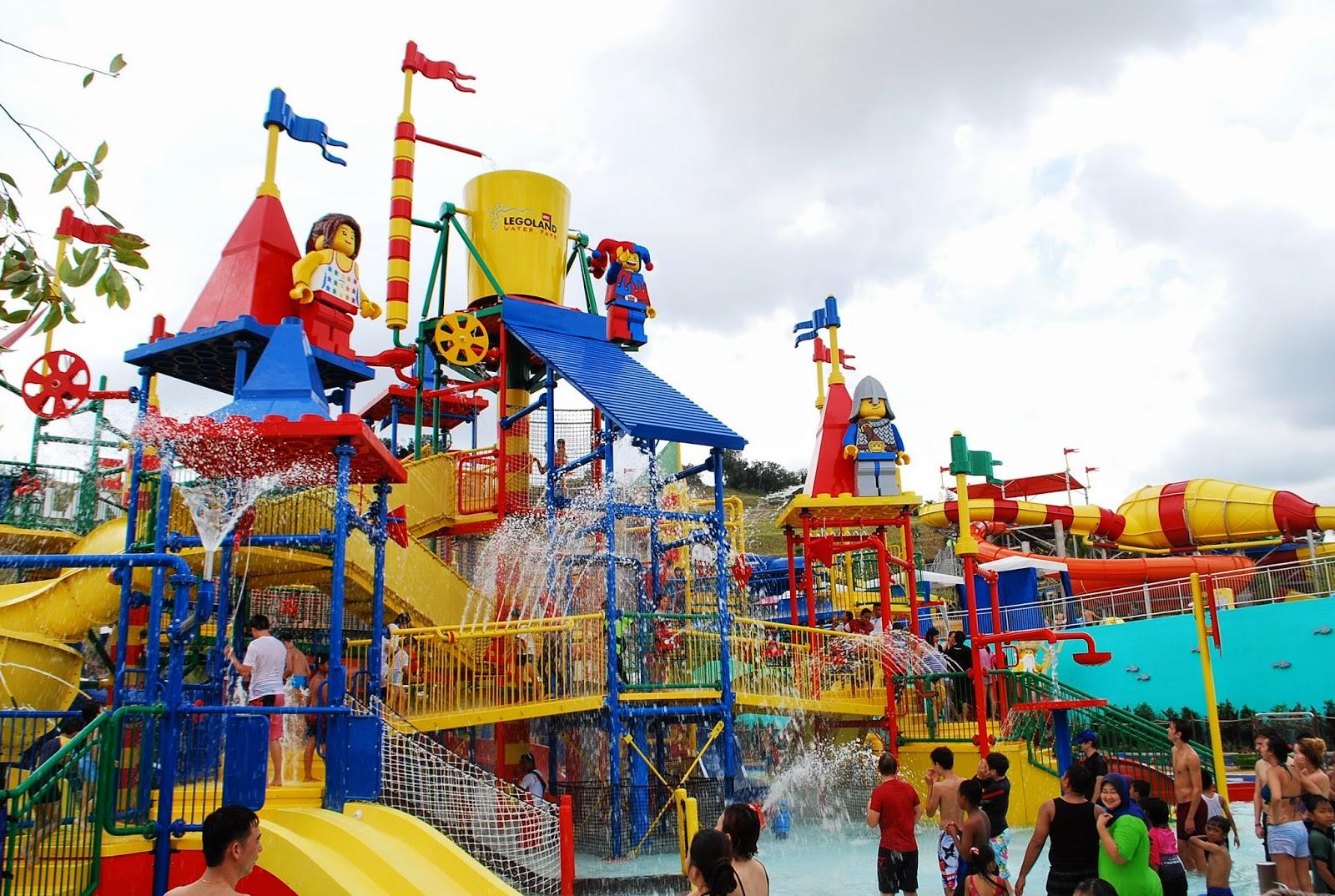Legoland Water Park in Nusajaya, Johor