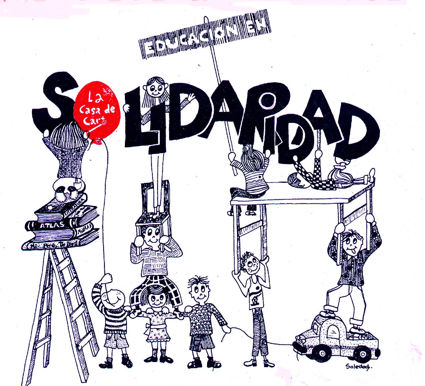 Imagenes De La Solidaridad