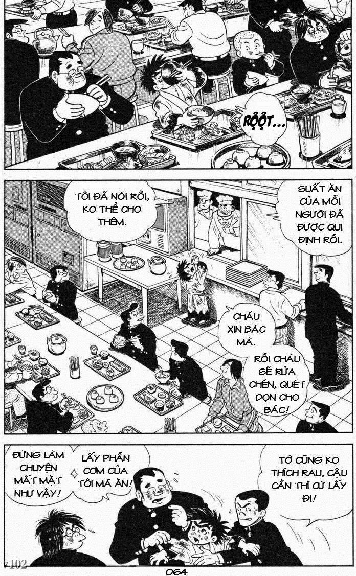 Siêu quậy Teppi chap 90 - Trang 19