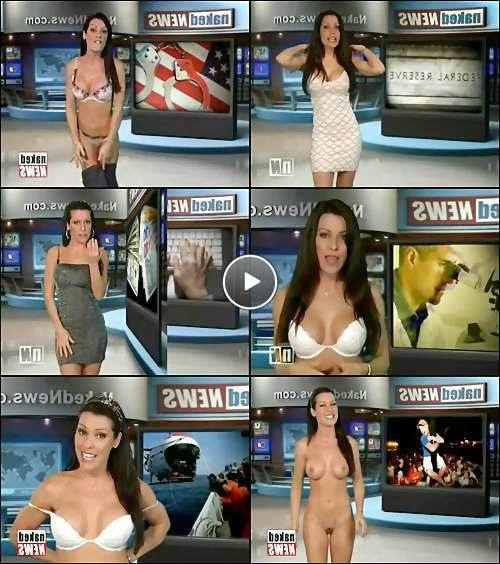 naked news video clips video