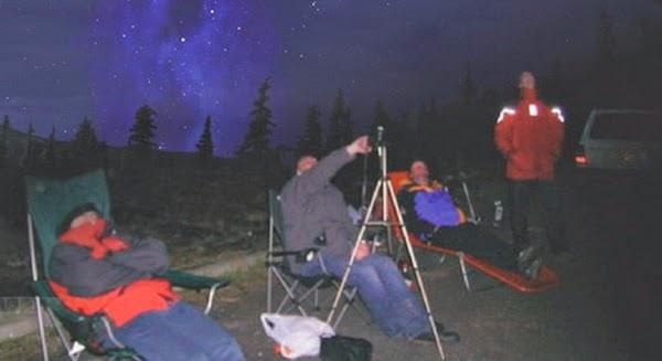 Inilah Tips untuk Mengamati Hujan Meteor dengan Nyaman