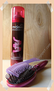 Frizz Control Haarspray