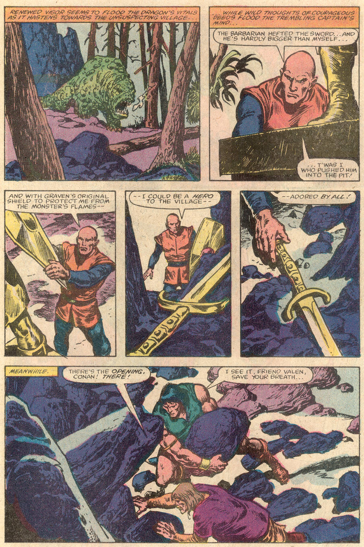 Conan the Barbarian (1970) Issue #144 #156 - English 14