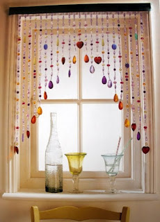 Any Idea Where To Find This? Beaded Valance.