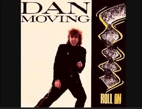 Evada & Dan Moving - Ooh My Love & Roll On (Maxi Rare 87)