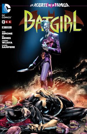 Batgirl - La muerte de la familia 4