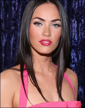 Megan Fox Celebrity Hair Styles