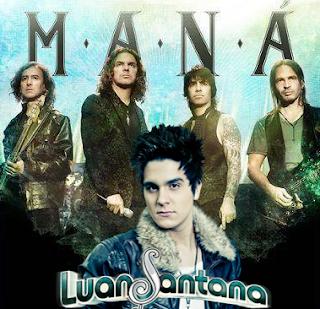 Maná – Porto do Amor Part. Luan Santana