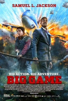 Sinopsis Film Big Game - Samuel L Jackson (2015)