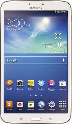 Flipkart: Buy Samsung Galaxy Tab 3 T310 Tablet ( 16 GB, Wi-Fi ) at Rs. 13990