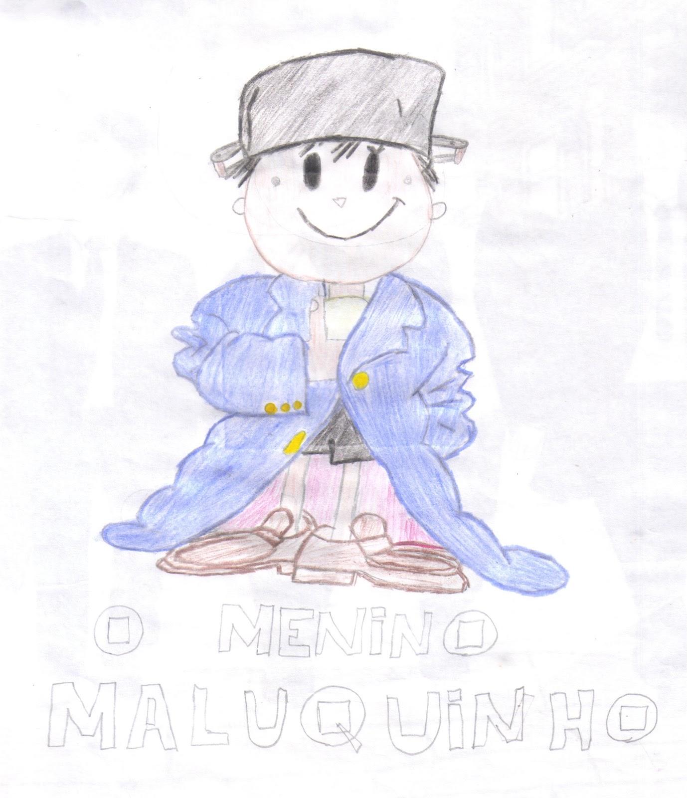 Menino Maluquinho (desenho)