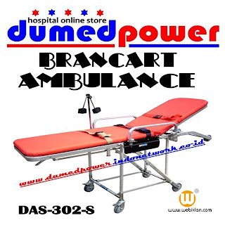 "Ambulance Stretcher DAS-302-S ""DumedPower"""