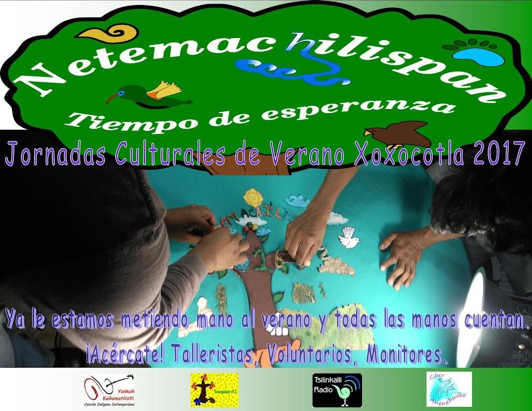 Netemachilispan Jornadas Culturales de Verano Xoxocotla