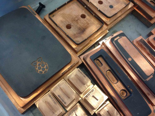 moldes do case para raspberry pi