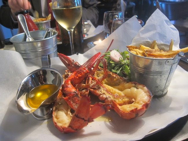 Rock Lobster Wins Best Seafood Restaurant in Ireland