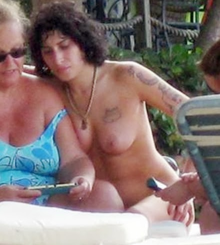 Nude pictures of amy winehouse