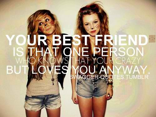 Girl's Things!: BestFriend Quotes