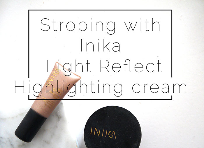 Inika - Light reflect Highlighting Cream