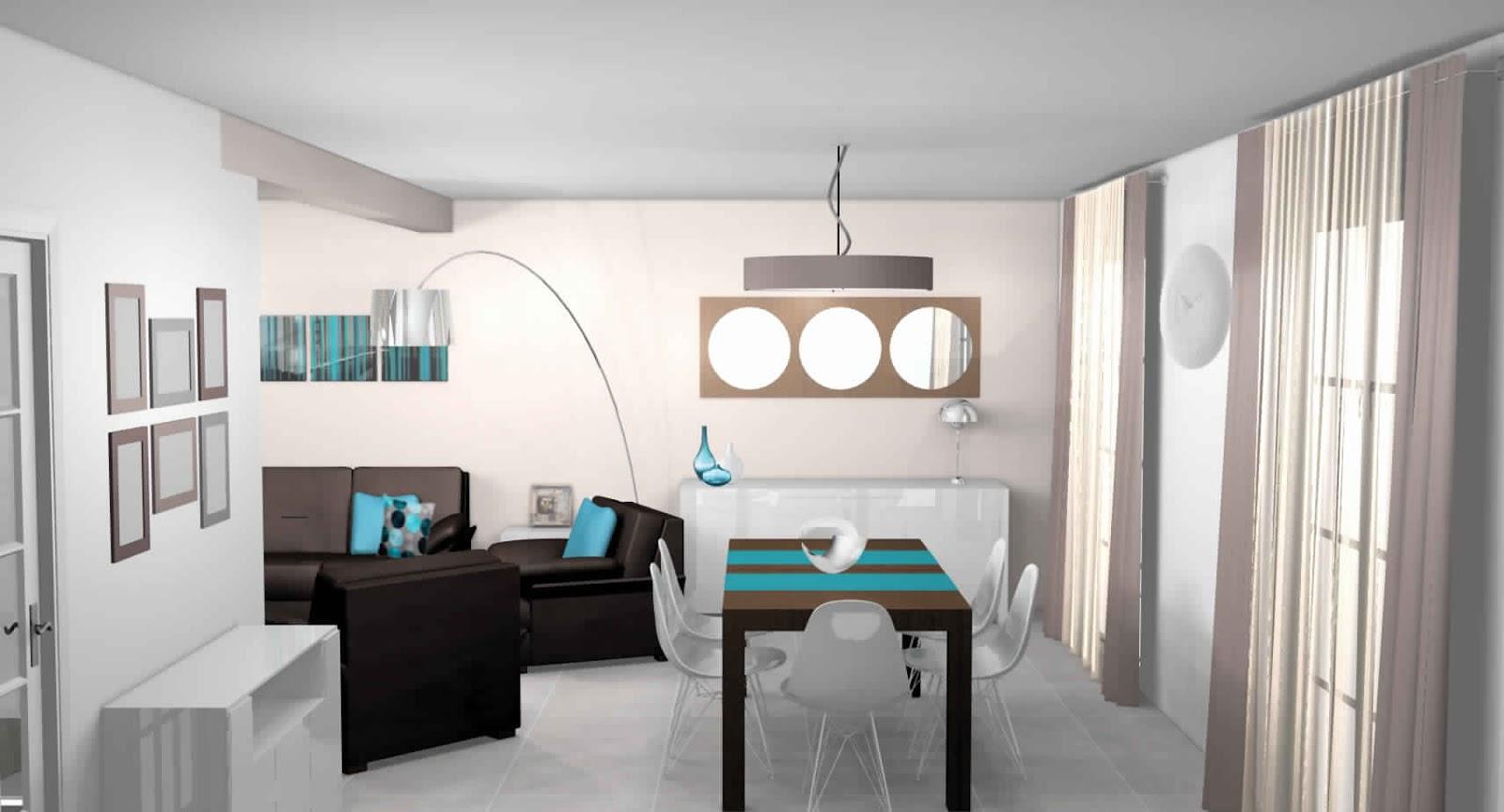 Salle à manger moderne blanche   salle à manger